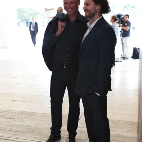 Perry Rubinstein, Philip Larrat-Smith