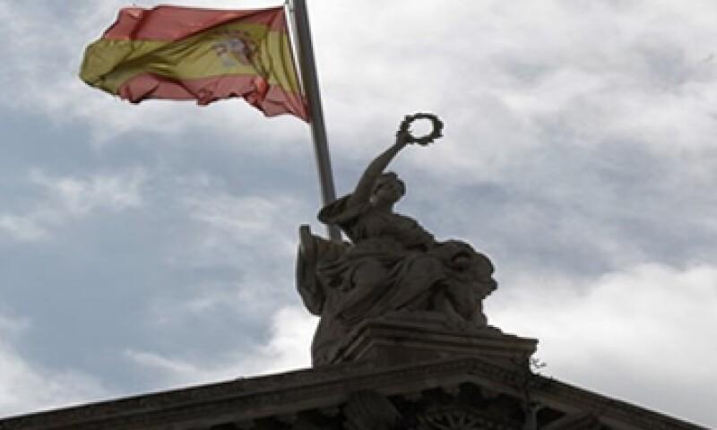 El FMI estima que la prima de riesgo por la deuda española podría llegar a 750 puntos base.  (Foto: Thinkstock)