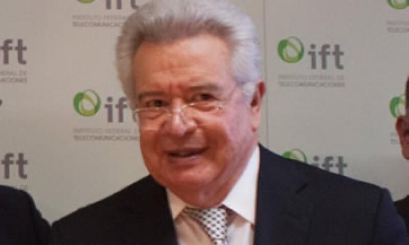 Francisco Aguirre Gómez, presidente de Grupo Radio Centro. (Foto: Cuartoscuro )