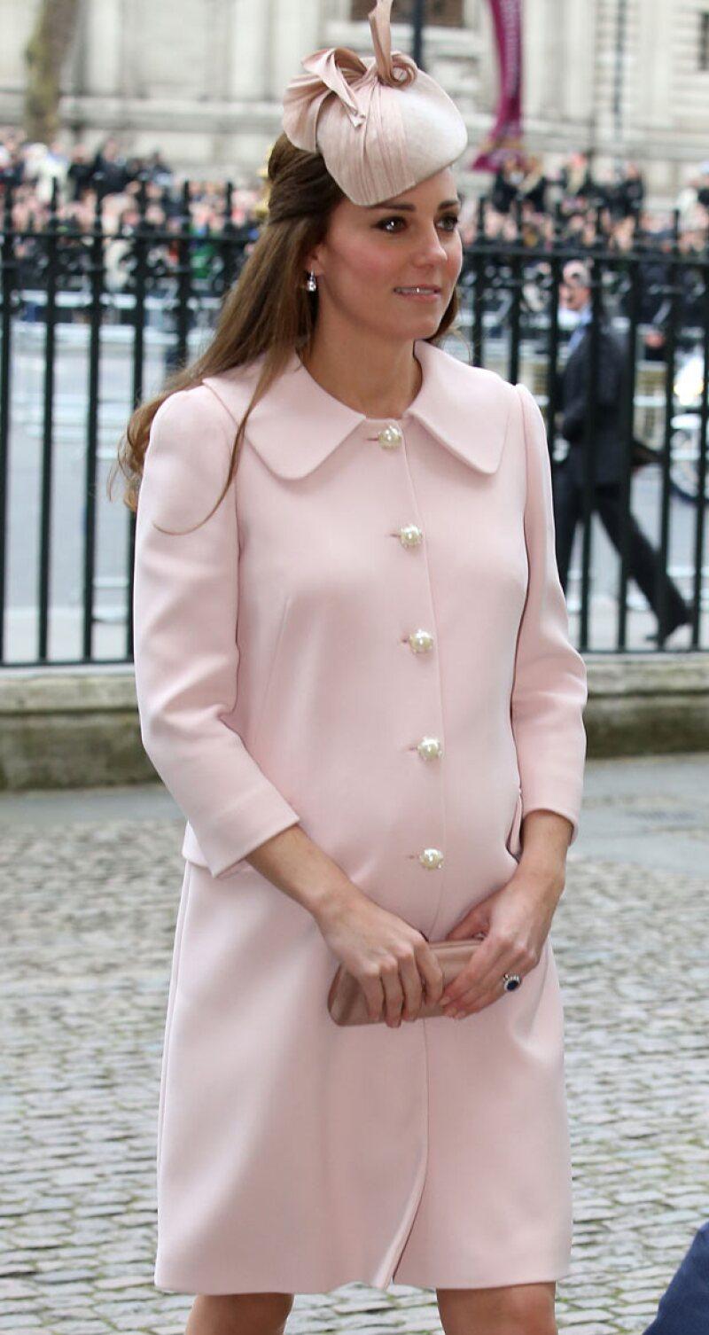 En Inglaterra, las apuestas se inclinan por que Kate tendrá a una niña y el público se inclina por el nombre de Alice.