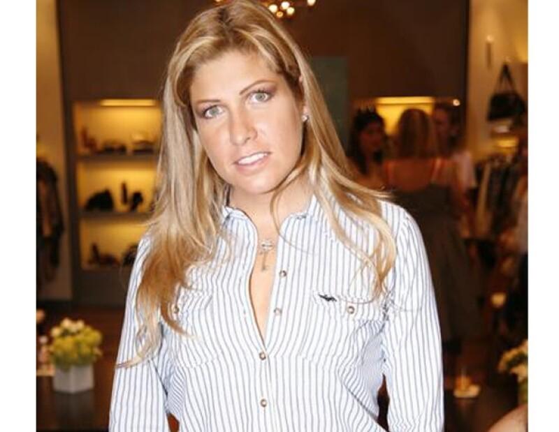Paulina Díaz Ordaz.
