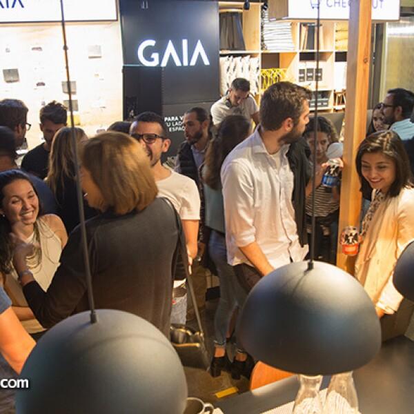 El evento se celebró en su tienda física de Prado Norte.