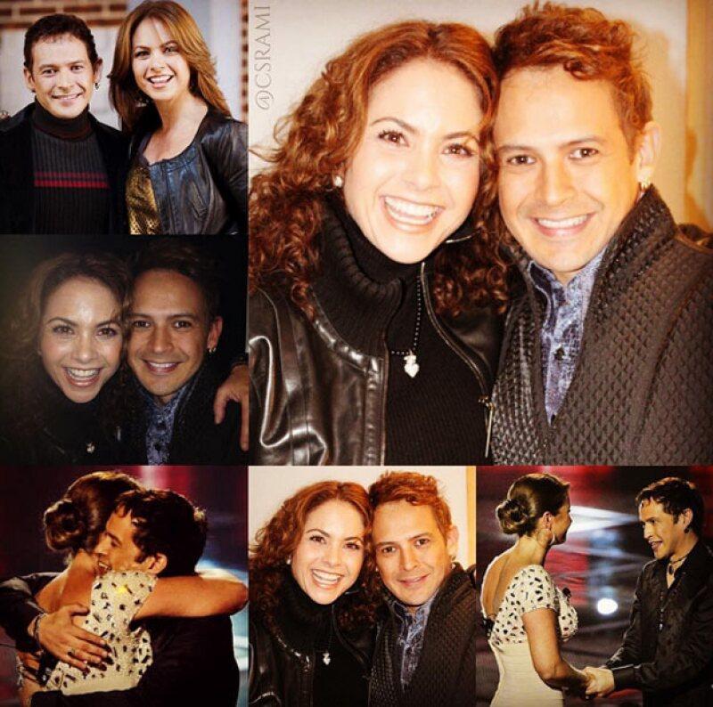 La cantante fue coach de Jano Fuentes en el programa, por lo que expresó su pesar por su fallecimiento con un emotivo mensaje en Instagram.