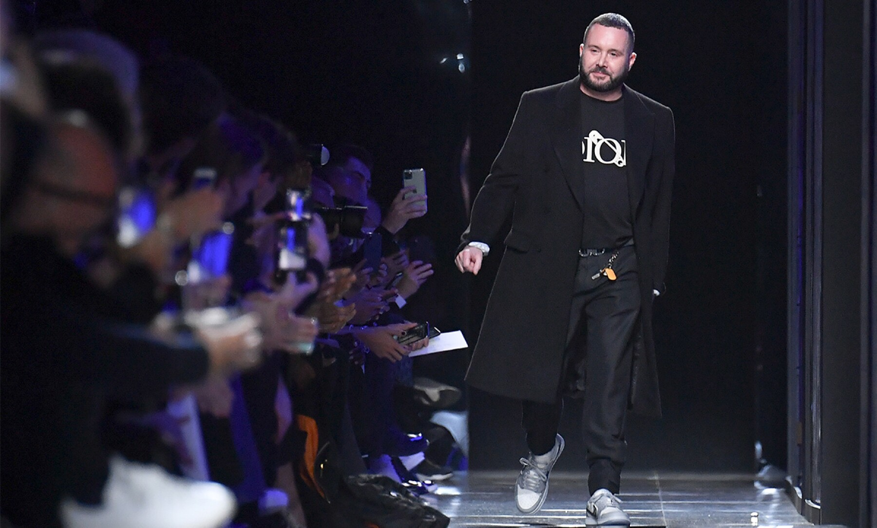 Foto: GettyImages; Dior Men FW20, Kim Jones