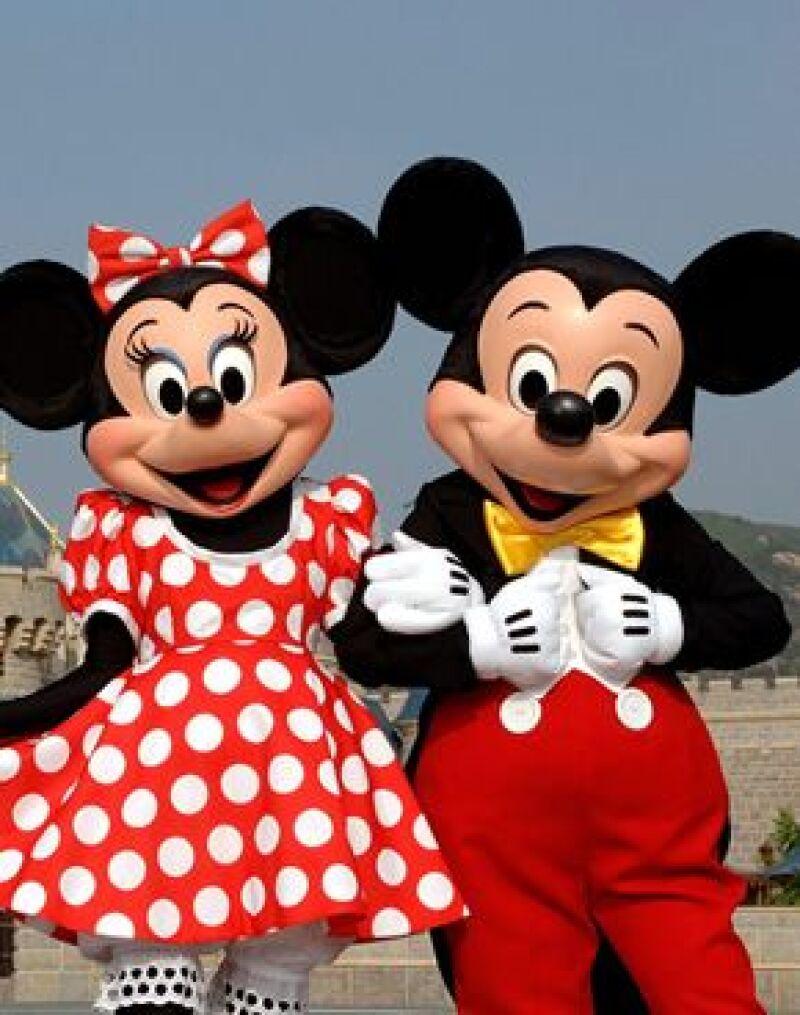 El ratón más famoso del mundo ha dedicado toda su vida a crear sonrisas a chicos y grandes.