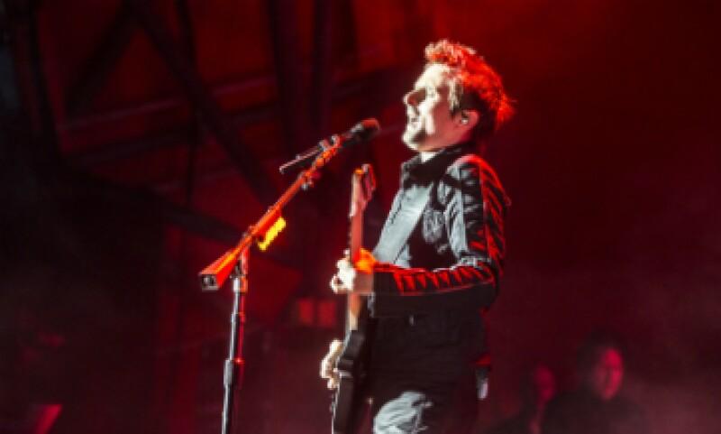 El rumor de que Muse sería una de las bandas participantes se confirmó este miércoles. (Foto: Getty Images/Archivo )