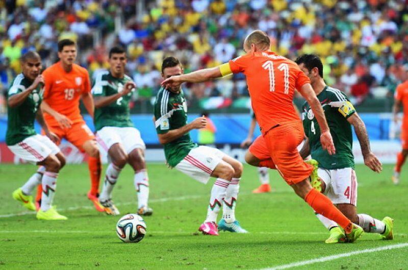 Arjen Robben No Era Penal