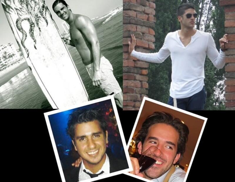 Fernando Tremari, Gabriel Rojo de la Vega, Gerardo García y Pablo Gamboa.