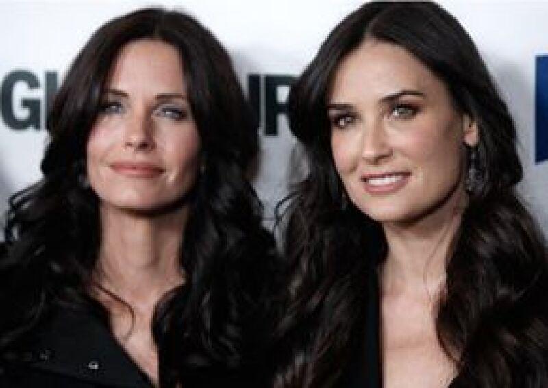 Las actrices presentaron cortometrajes basados en historias de las lectoras de una revista.