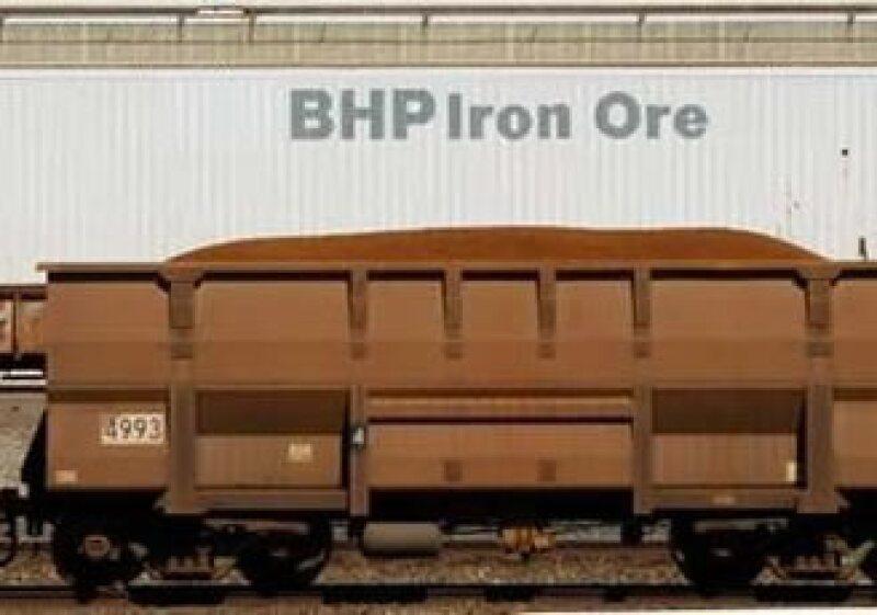 La minera dijo que elevará su recompra de acciones a 10,000 millones de dólares. (Foto: Reuters)