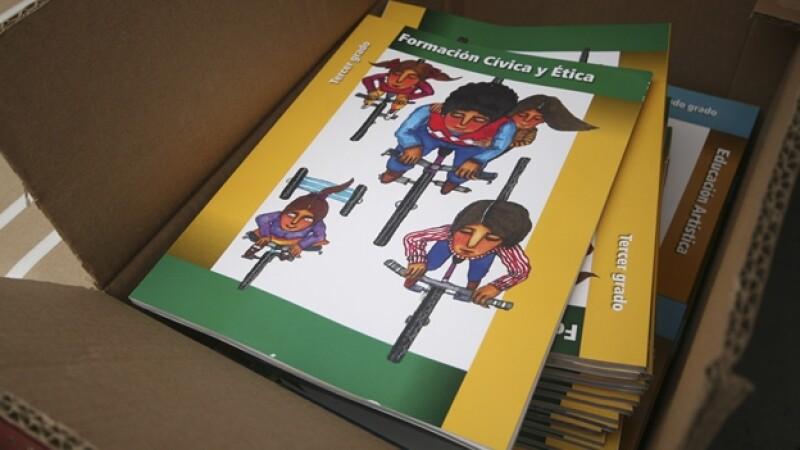 libros de texto SEP