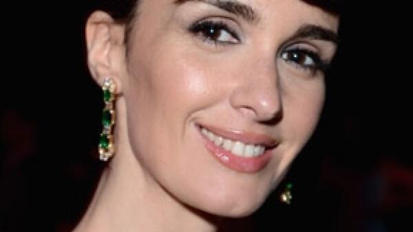 Durante su visita, confiesa que aceptaría la invitación a trabajar en una telenovela fuera de su país.
