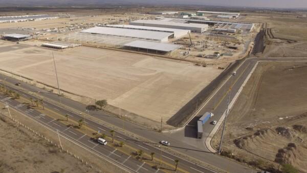 COMPAS, el complejo de manufactura de la Alianza Renault-Nissan