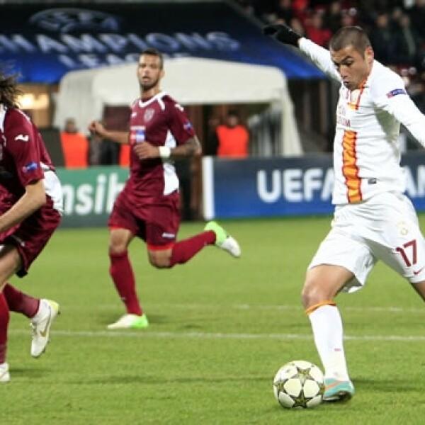 Galatasaray vs. CFR Cluj