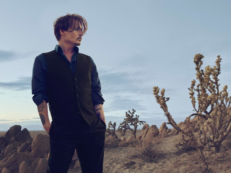 Johnny Depp protagoniza cortometraje de Dior Sauvage.