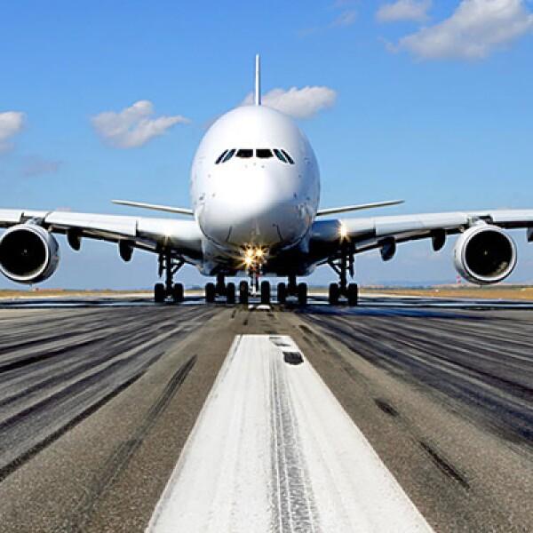 Cada tres minutos despega o aterriza uno de estos aviones en algún lugar del mundo.
