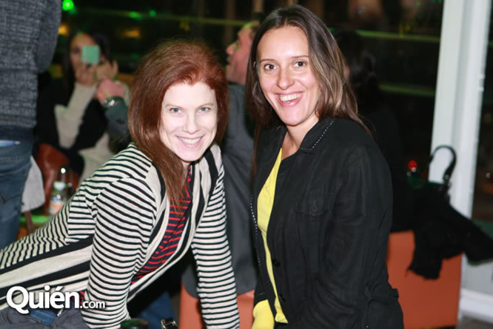 María Martenson y Penélope Kaufer