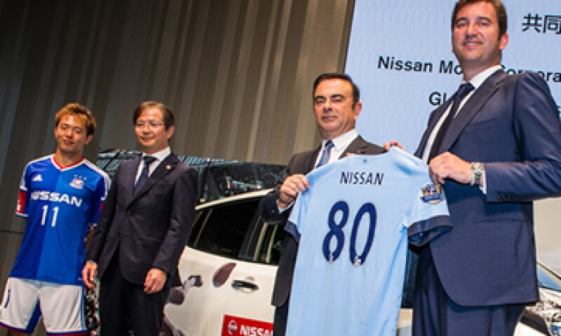 La compañía dueña del City también asumió una participación en el equipo de los Marinos que pertenece a Nissan. (Foto: tomada de http://www.mcfc.co.uk)