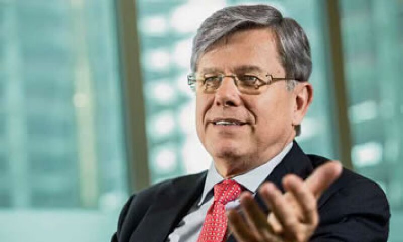 El CEO de Cemex es conocido por llevar un control de todo; su estilo es de micromanagement. (Foto: Jesús Almazán / Expansión)