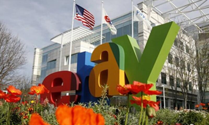 El mercado de eBay se ha relegado frente al crecimiento que registra Amazon.  (Foto: Reuters)