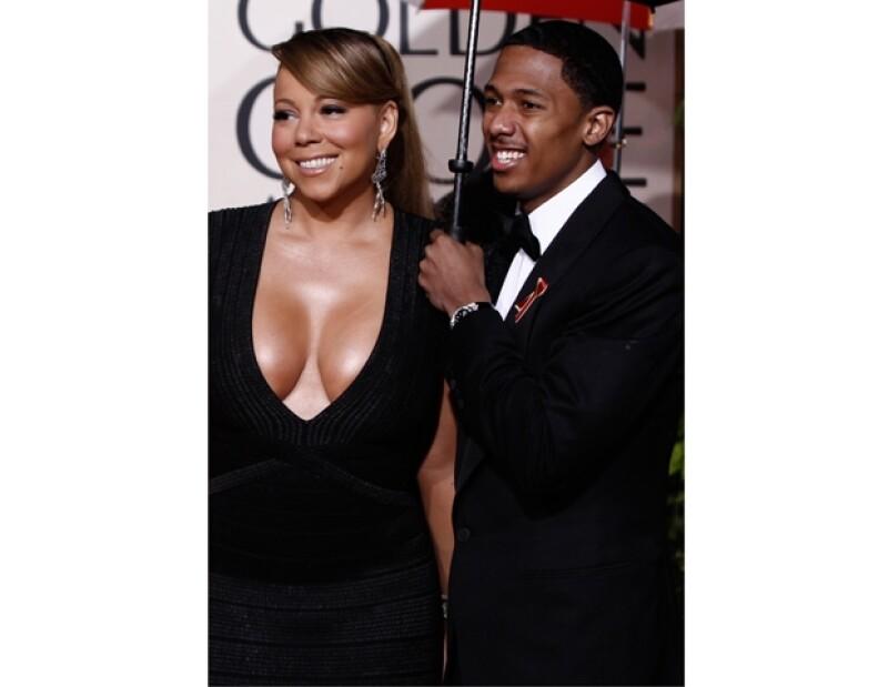 Mariah encontró la felicidad con Nick, a pesar de la diferencia de edad.