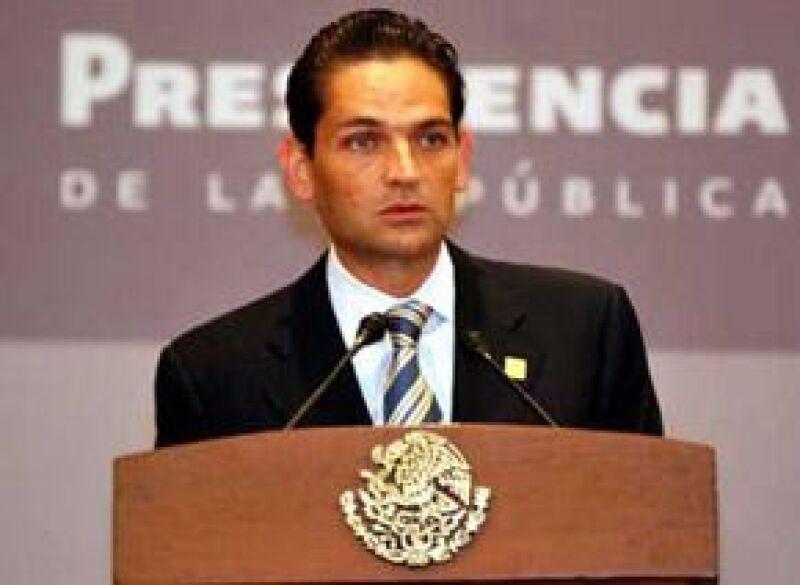 Este es el discurso íntegro de lo pronunciado por Mouriño, quien falleció en un accidente aéreo en ciudad de México cuando volvía de San Luis.