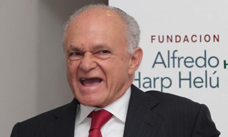 Harp expresó su confianza en que dichas reformas se logren conforme a las expectativas del país. (Foto: Notimex)