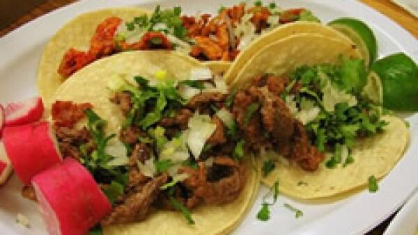 Los tacos son una delicia que no puedes dejar de probar.(Foto: Especial)
