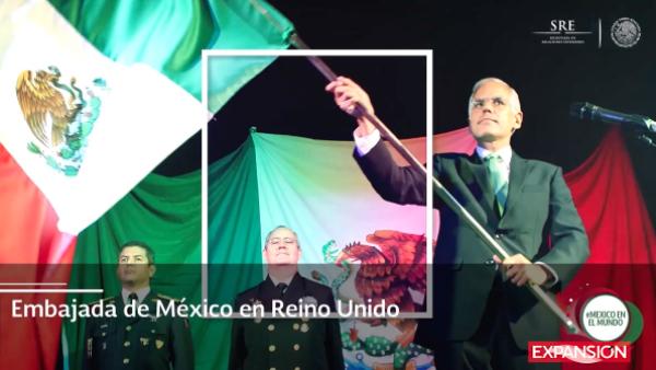 Así se celebró la Independencia de México en distintas partes del mundo