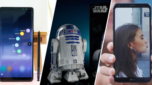 Gadgets.