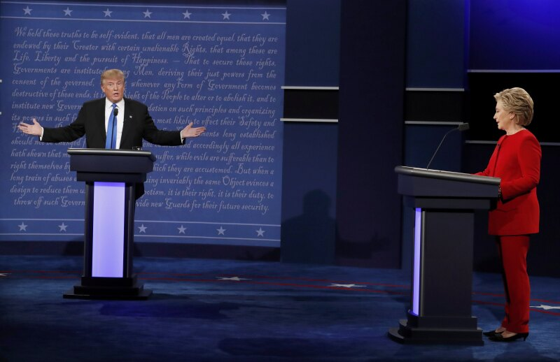Los dichos de los candidatos