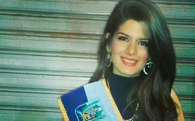 Miss Durán de Ecuador, murió durante una liposucción a sus 19 años.