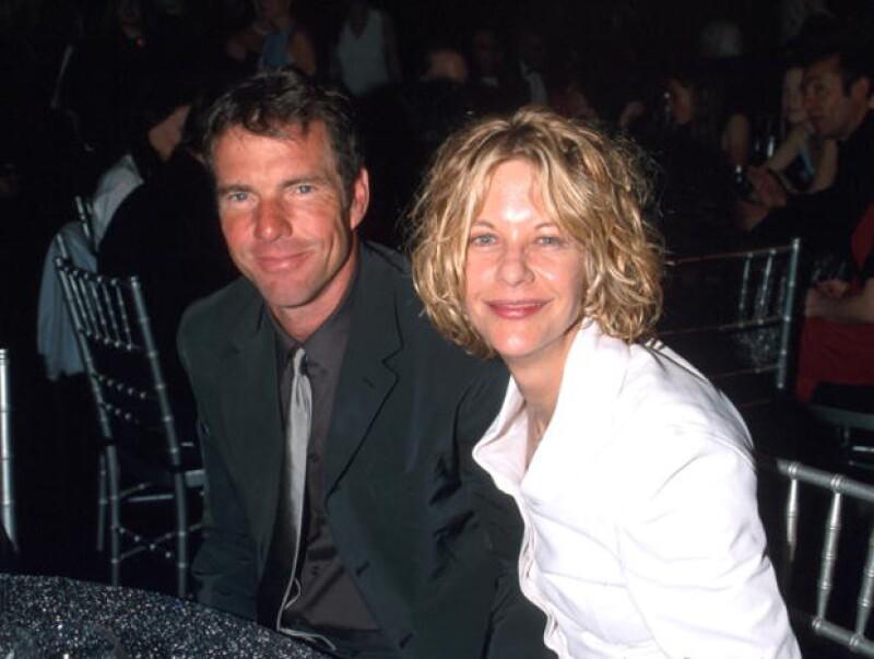 Meg Ryan aceptó que Dennis la había engañado más de una vez durante su matrimonio.