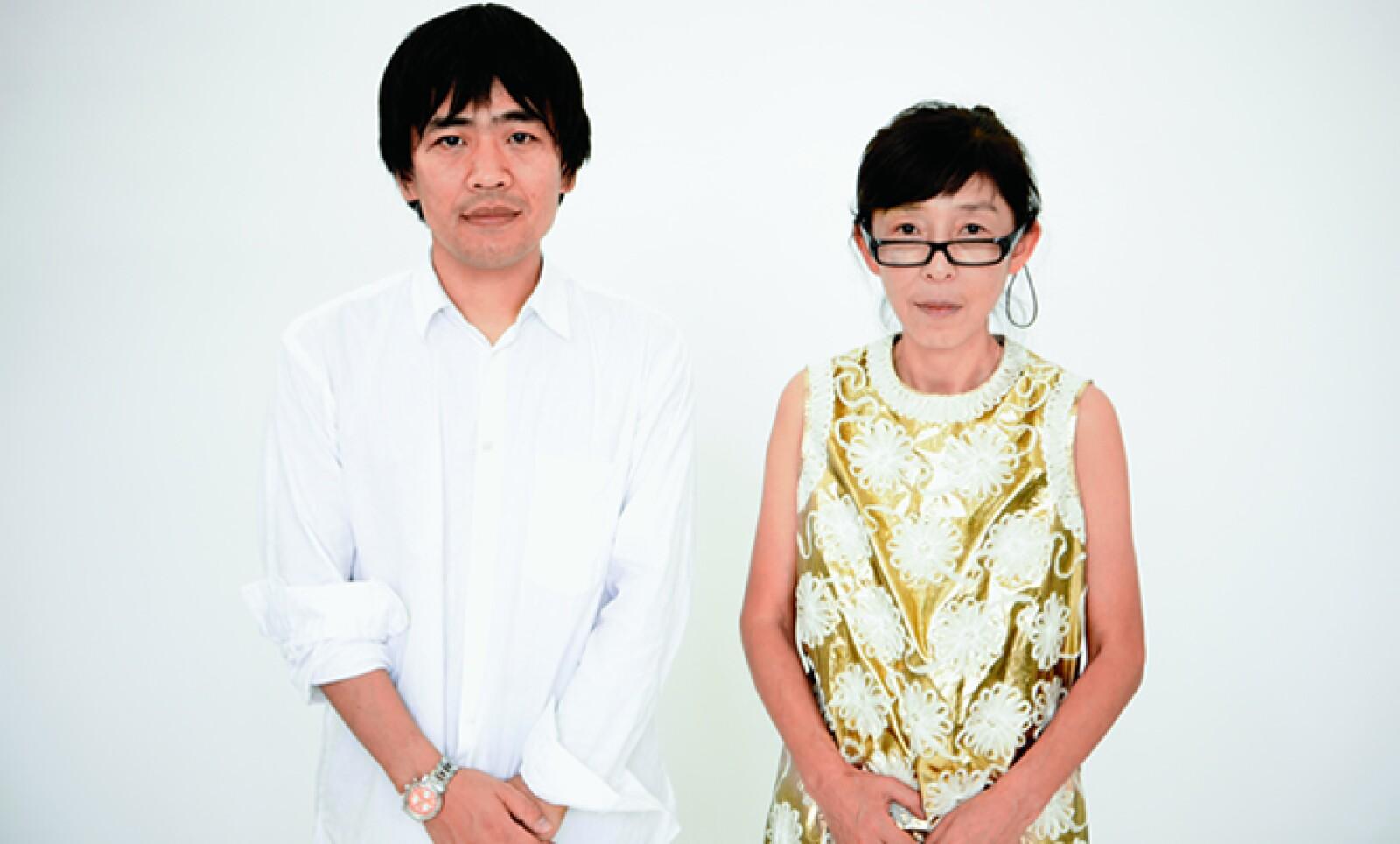 Ryue Nishizawa y Kazuyo Sejima integran el despacho de arquitectura japonés SANAA, ganador del premio Pritzker 2010. Su propuesta se basa en la transparencia.