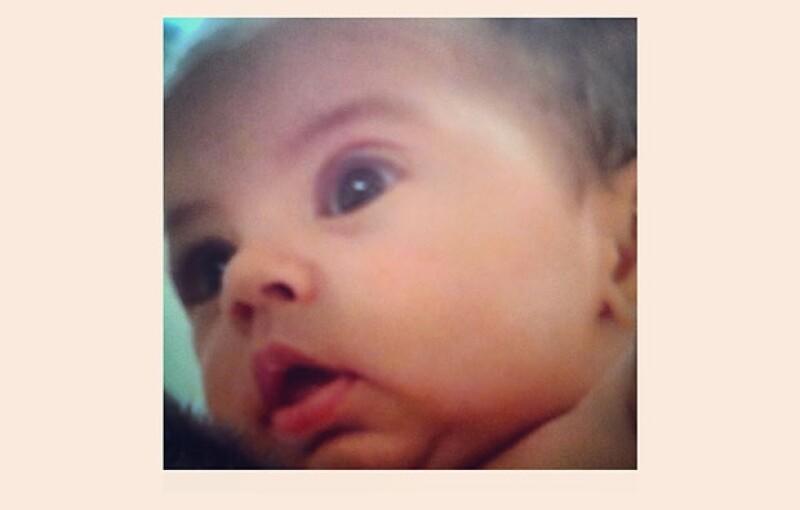 Fue exactamente el 22 de enero que nació el primer hijo de la cantante Shakira y su novio, el futbolista Gerard Pique.