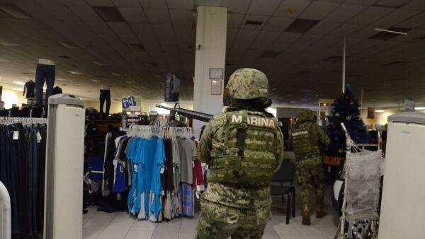 Intervención de las fuerzas armadas