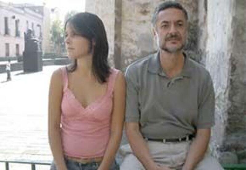 Después de casi tres años de haberla filmado, el joven director se muestra contento por presentar su cinta en México.