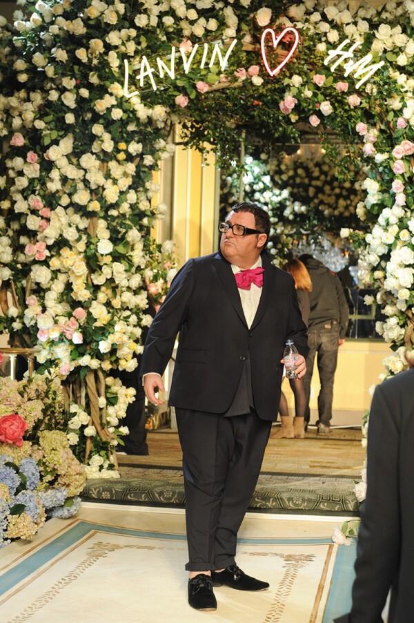 Lanvin for H&M Haute Couture Fashion Show, New York, America - 18 Nov 2010