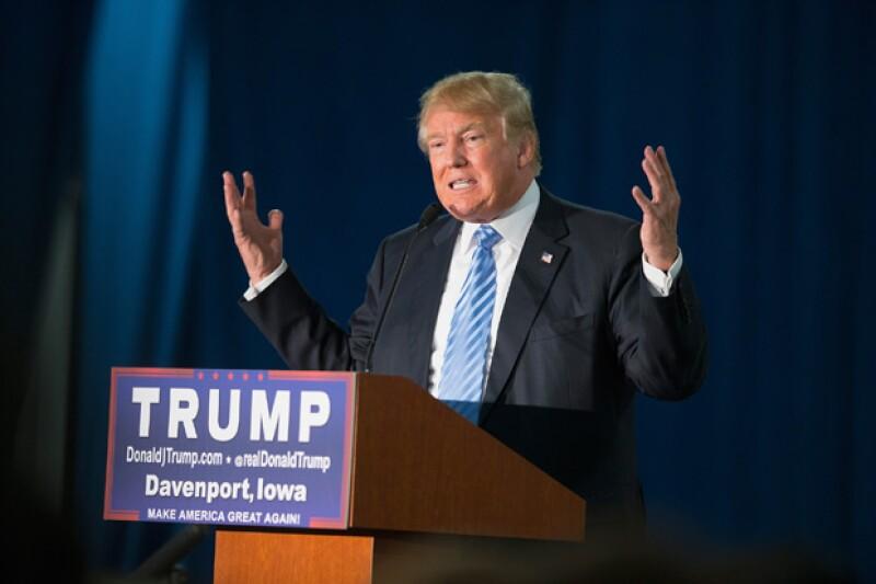 Donald Trump ha generado (y sigue) generando polémica debido a sus constantes posturas contra las personas de otro sector social y raza.