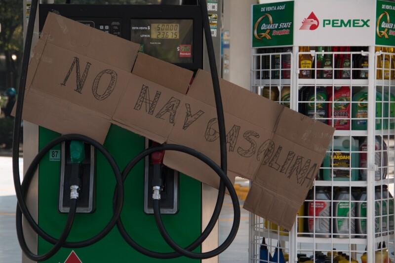 gasolinera sin