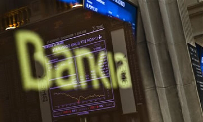 El plan de Bankia también contempla una reducción de su red y plantilla.  (Foto: AP)