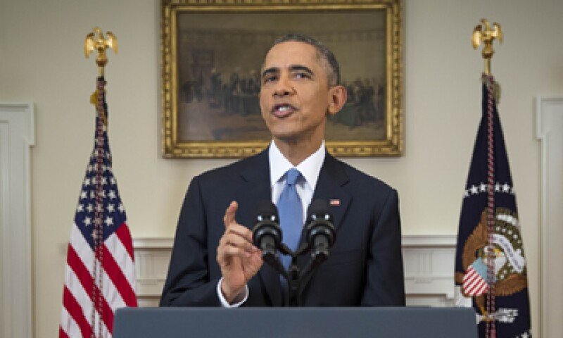 Obama anunció el camino a la normalización de las relaciones con Cuba. (Foto: AFP )