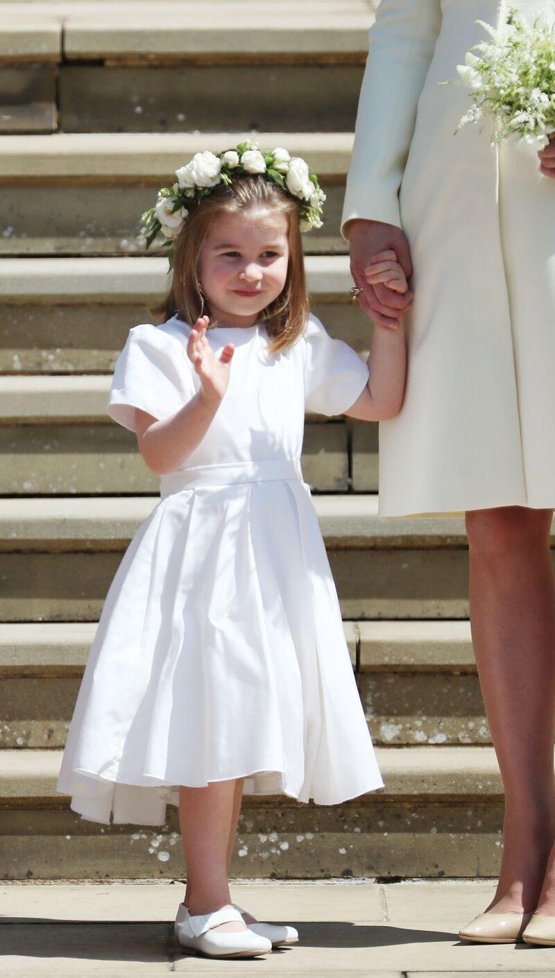 Charlotte boda real 2018