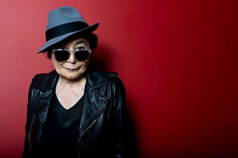 Una de las artistas conceptuales más famosas de los últimos tiempos y viuda de John Lennon llega al Museo Memoria y Tolerancia de la Ciudad de México este 2 de febrero.