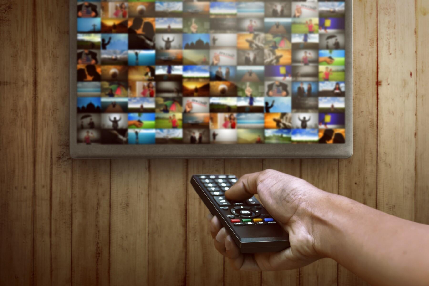 Cine y televisión.