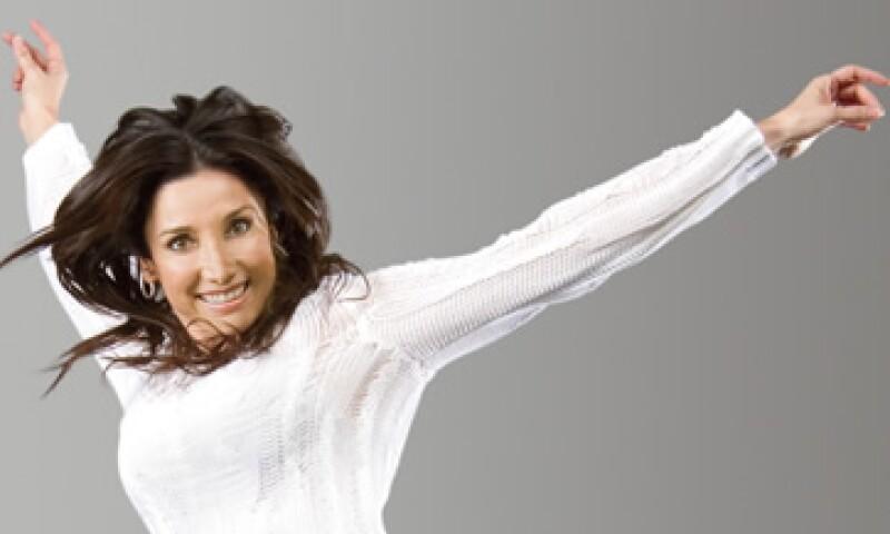 Claudia Martínez, directora de Publicidad e Imagen de Axtel. (Foto: Duilio Rodríguez)