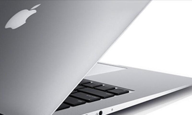 La MacBook Air supera a su predecesora, y es la única 'notebook' de Apple disponible por 1,000 dólares. (Foto: Cortesía Fortune)