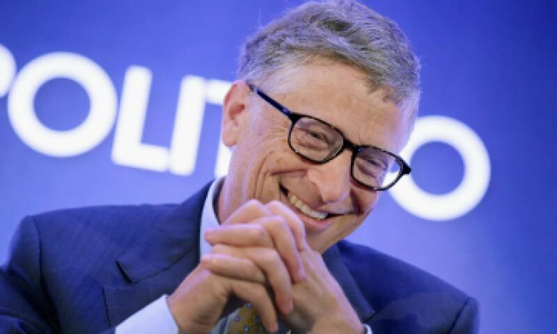 El magnate de Microsoft es famoso por sus actos filantrópicos. (Foto: Getty Images)
