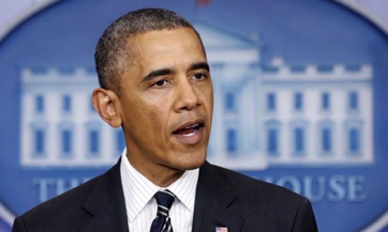 Obama llamó a los legisladores a que hagan lo correcto e impidan la paralización. (Foto: Reuters)