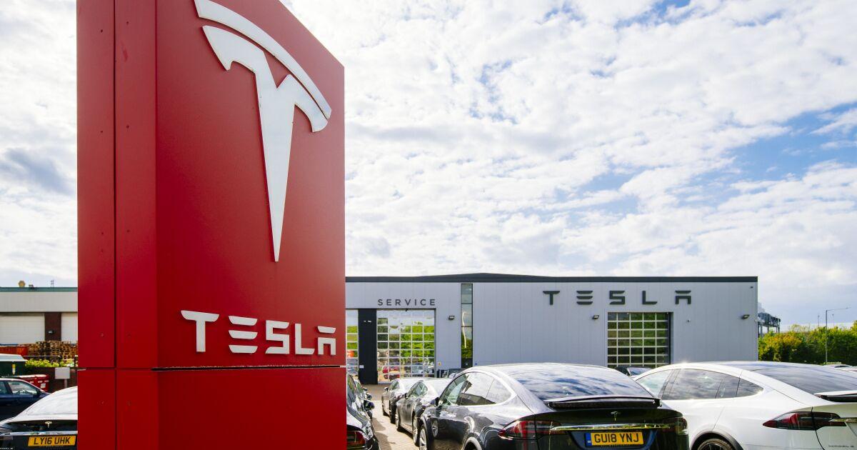 Tesla conversa con Samsung para fabricar los chips para sus vehículo autónomos
